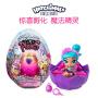 哈驰魔法蛋Hatchimals孵化神奇宝贝小伶玩具可爱公仔宠物玩具小精灵惊喜创意礼物盲盒人偶