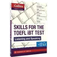 华研原版 托福听力口语考试指南 TOEFL iBT Test Listening and Speaking 英文原版