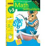 Math Skillbuders (Grade1-2, Little Golden Book) 提前一步学数学(金色童书,学龄前练习册)ISBN 9780307036537
