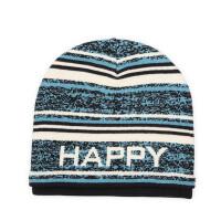 儿童毛线帽可爱帽子男女童针织套头帽小孩韩版嘻哈帽