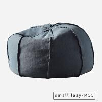 布艺沙发北欧简约现代单人创意懒人沙发榻榻米卧室客厅可拆洗豆袋 small lazy-M55 单人