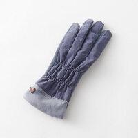 冬季保暖韩版开车骑车手套女冬 保暖 加绒触摸屏女士手套