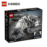 【当当自营】LEGO乐高积木 机械组Technic系列 42100 利勃海尔liebherrR9800全遥控挖掘机 玩具