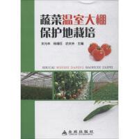 蔬菜温室大棚保护地栽培 金盾出版社