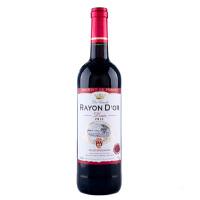 露绎丝 360元/瓶 美乐干红葡萄酒 法国原瓶进口 750ML 12.5%VOL