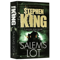 正版现货 撒冷镇 'Salem's Lot 英文原版恐怖小说 吸血鬼题材 斯蒂芬金 Stephen King 史蒂芬金