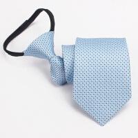 长城哈弗汽车4s店男士领带 拉链工装女士销售丝巾 定制 拉链款 易拉得