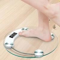 人体健康秤 体重秤 电子秤红兔子 圆形26cm人体健康秤 体重秤 电子秤 BP-020