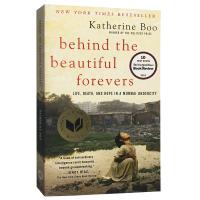 现货 永恒美丽的背后 英文原版历史书 Behind the Beautiful Forevers 孟买地下城的生命死亡