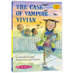 科学全知道:吸血鬼维维安Science Solves It! : The Case of Vampire Vivian