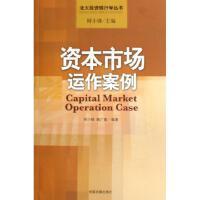 资本市场运作案例/北大投资银行学丛书