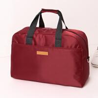 大容量旅行包女手提旅行袋短途出差行李包男士商务登机健身包