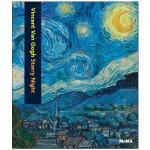 Vincent Van Gogh: Starry Night,梵高:星夜 英文原版艺术绘画画册