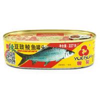 [当当自营] 粤花 香辣豆豉鲮鱼 227g