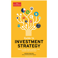 【预订】The Economist Guide ToInvestment Strategy 经济学人指南:投资策略