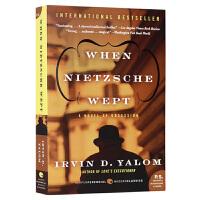 当尼采哭泣 When Nietzsche Wept 英文原版小说 华研原版