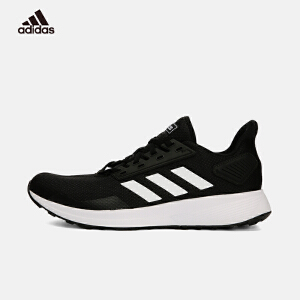adidas阿迪达斯2018新款男子舒适透气运动跑步鞋BB7066