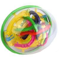 爱可优 3D立体迷宫球幻智力球挑战智力 儿童益智玩具球 创意玩具 208关937幻智