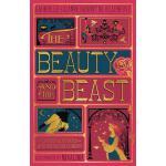 【预订】The Beauty and the Beast (Illustrated with Interactive