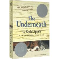 正版 The Underneath 木屋下的守护者 英文原版 纽伯瑞奖 儿童文学 动物魔幻小说 Kathi Appelt