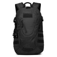 户外背包25L日用登山包骑行背包战术背包学生书包休闲双肩包 20升以下