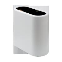 分类垃圾桶创意大号夹缝垃圾筒家用按压式带盖卫生间客厅厨房卧室