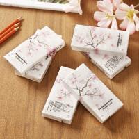Evergreen艺术印花手帕纸6包装纸巾随身便携式迷你小包三层餐巾纸