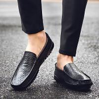 秋冬季工装鞋马丁靴男短靴潮鞋子户外沙漠军靴中高帮增高