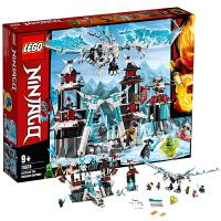 【当当自营】LEGO乐高 幻影忍者系列 70678 放逐君王的城堡