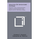 【预订】Analysis of Inventory Systems: Prentice Hall Internatio