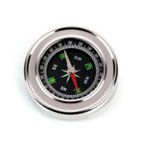 不锈钢指南针大号便携装备 户外登山野营方向指北针防水导航罗盘