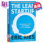 【中商原版】[英文原版]The Lean Startup: How Constant Innovation Creat
