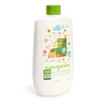 美国BabyGanics甘尼克宝贝家居清洁 地板清洁剂 无香型 473ml