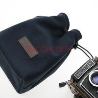 相机内胆收纳袋整理便携配件防震收纳单反相机迷彩音箱便携包布袋防撞通用型防水相机绒