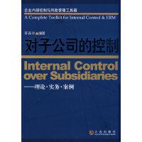 企业内部控制与风险管理工具箱 对子公司的控制