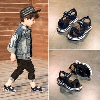 男童鞋子夏季儿童宝宝沙滩鞋中大童老爹凉鞋女童