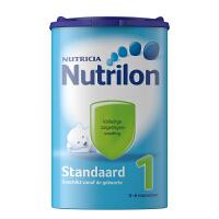 【当当海外购】荷兰牛栏奶粉 Nutrilon诺优能 进口婴幼儿配方奶粉1段(0-6个月宝宝 850g)日期新鲜到18年5月-7月左右