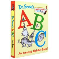 正版 Dr. Seuss's ABC An Amazing Alphabet Book 苏斯博士的神奇字母书 英文原版