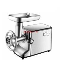 电动不锈钢商用灌肠机剁辣椒打肉机碎鱼肉搅肉机家用绞肉机