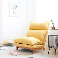 单人沙发 北欧阳台休闲躺椅客厅卧室沙发椅简约现代创意懒人沙发
