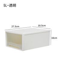 居都抽屉式收纳柜塑料储物柜房间床头柜子厨房置物柜卧室组合衣柜 1个