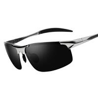 夹片式太阳镜男女款近视眼睛偏光墨镜司机开车驾驶镜钓鱼眼镜夹片