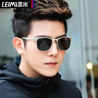 新款偏光太阳镜男士墨镜开车眼睛防紫外线圆脸驾驶镜潮流眼镜