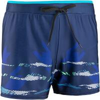 泳裤男防尴尬平角男士宽松游泳裤男款温泉泳衣海滩度假泳装沙滩裤