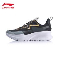 李宁跑步鞋男鞋2020新款Soft支撑减震跑鞋鞋子男士低帮运动鞋ARHQ051