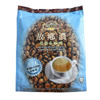 故乡浓怡保白咖啡 马来西亚原装进口 三合一 速溶咖啡 450g