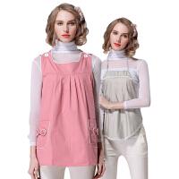 优加 防辐射服孕妇装银纤维防辐射孕妇防辐射衣服防辐射肚兜1F007