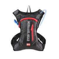 男女越野跑步背包马拉松水袋包轻骑行背包双肩包自行车包 20升以下
