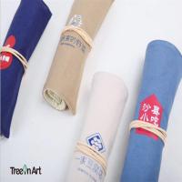�i壹坊TR-AA30322小吃卷笔袋4款图案颜色随机创意文具笔盒文具袋韩式风格大中小学生幼儿园男女孩办公开学用品收纳文