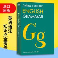 现货正版 柯林斯英语语法大全 英文原版 Collins COBUILD English Grammar 英语语法英语用